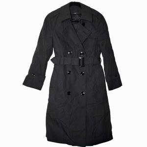 Garrison Collection Trench Coat Women's Size 8 S
